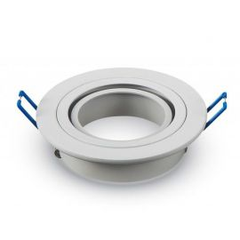Spot encastrable rond blanc 92mm