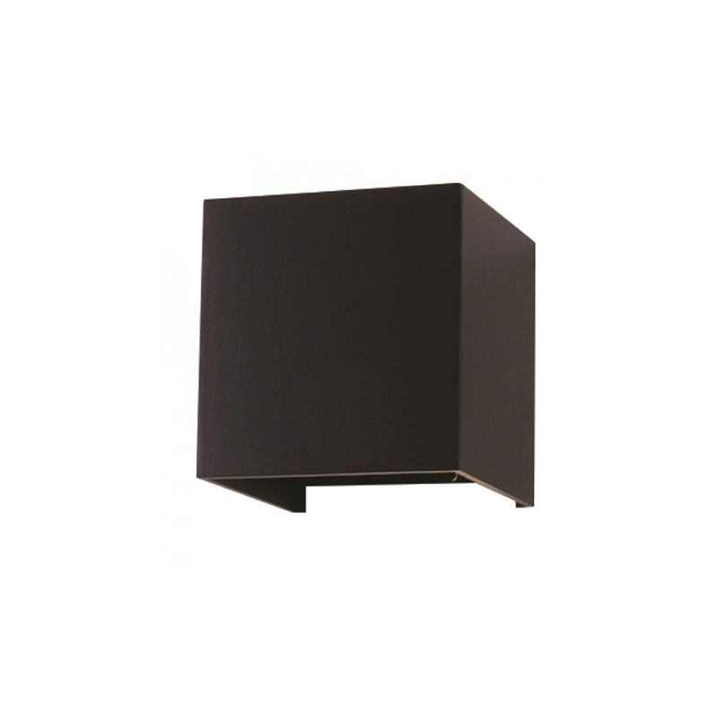 lampe murale led up down 6w ext rieur ip65 sailed. Black Bedroom Furniture Sets. Home Design Ideas