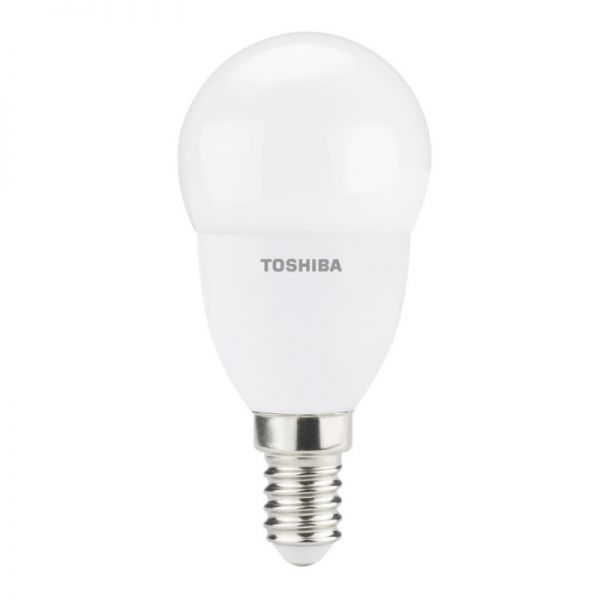 Ampoule led TOSHIBA E14 4,6w G45 Dimmable