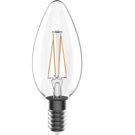 Toshiba LED filament C35 E14 5W Dimmable
