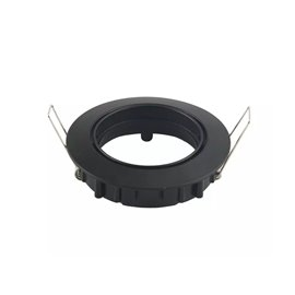 Spot encastrable rond anthracite